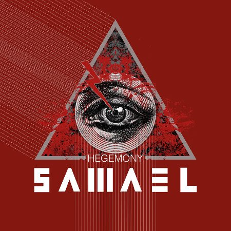 Samael - Hegemony - Album Cover