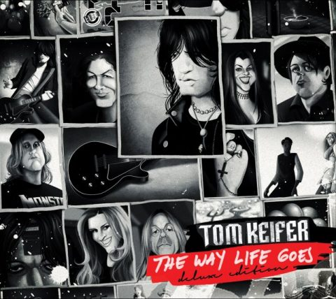 Tom Keifer - The Way Life Goes - Deluxe Edition - Cover Album