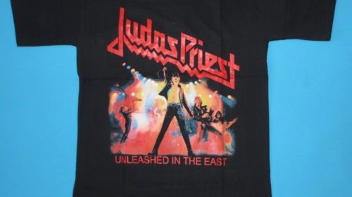 "17 Settembre 1979 - esce ""Unleashed in the East"" dei Judas Priest"