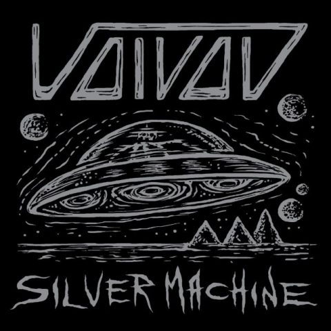 Voivod - Silver Machine - EP Cover