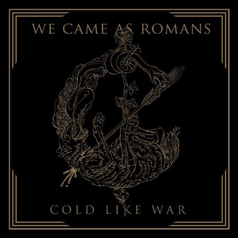We Came As Romans - Cold Like War - Album Cover