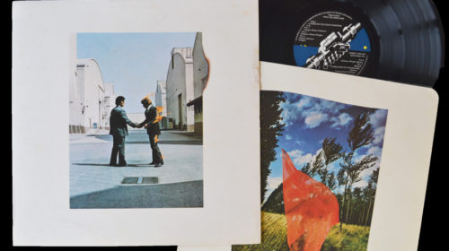 "12 settembre 1975 - esce ""Wish You Were Here"" dei Pink Floyd"