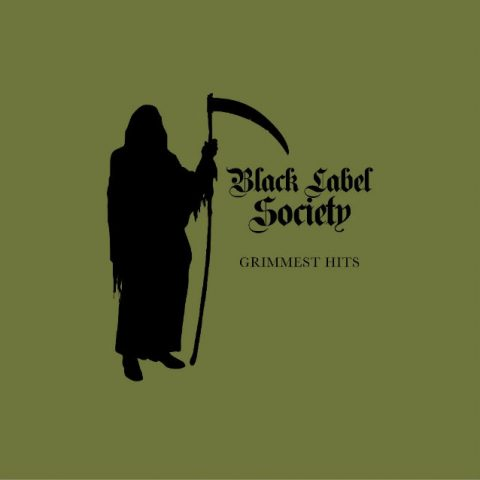 Black Label Society - Grimmest Hits - Album Cover