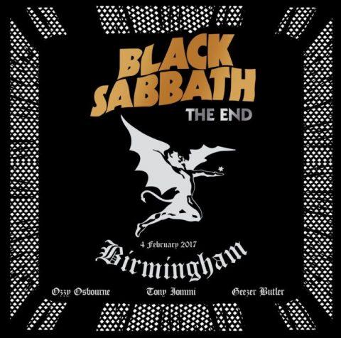 Black Sabbath - The End - DVD Cover
