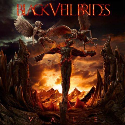 Black Veil Brides - Vale - Album Cover