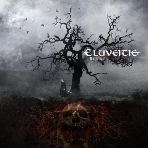 Eluveitie - Rebirth - Album Cover