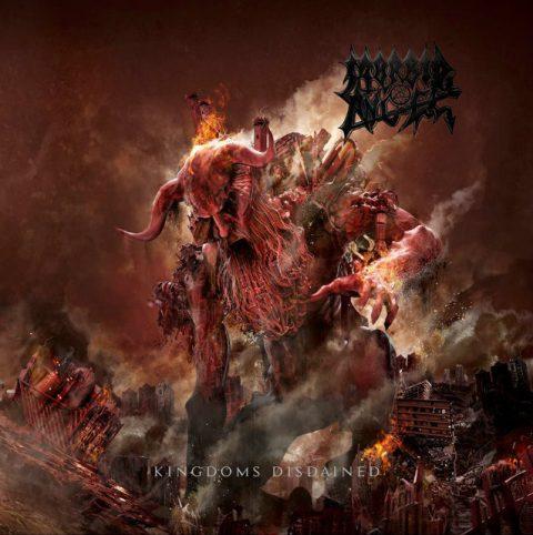 Morbid Angel - Kingdoms Disnaided - Album Cover