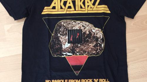 """15 ottobre 1983 - """"No Parole from Rock N' Roll"""" degli Alcatrazz"""