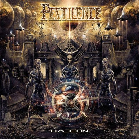 Pestilence - Hadeon - Album Cover