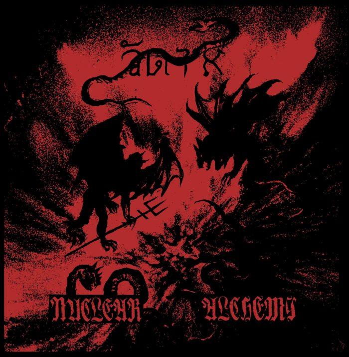 Watain - Nuclear Alchemy - Single Cover