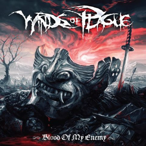 Winds Of Plague - Blood Of My Enemy - Album Cover