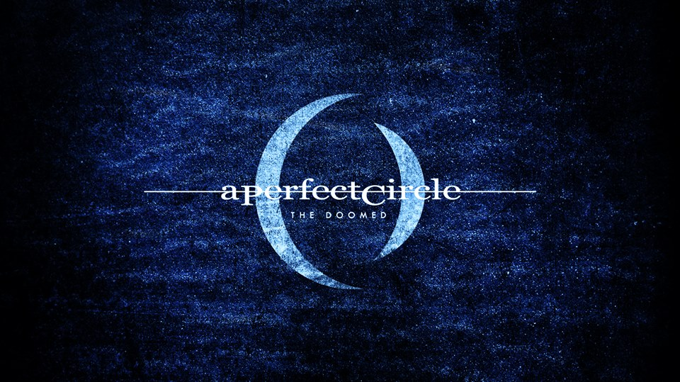 A Perfect Circle - The Doomed - Album Cover