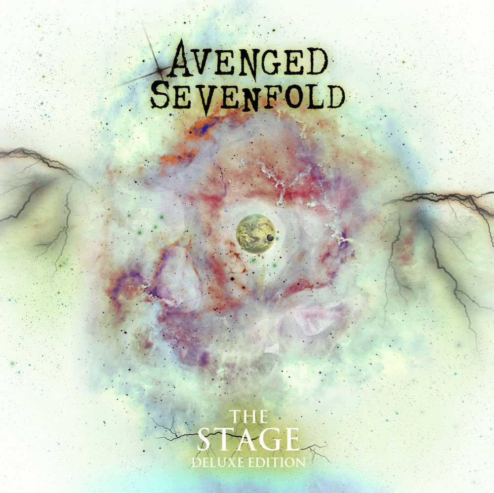 Avenged Sevenfold - The Stage - Deluxe Edition - Album Cover