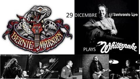 Bernie Marsden - Plays Whitesnake - Santomato Live 2017 - Promo