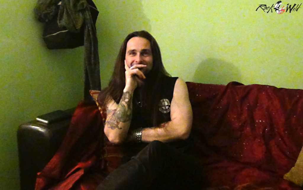 "Video intervista a Vic Zino degli Hardcore Superstar: ""saremo sempre una party band"""