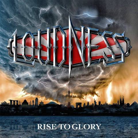 Loudness - Rise To Glory - Album Cover