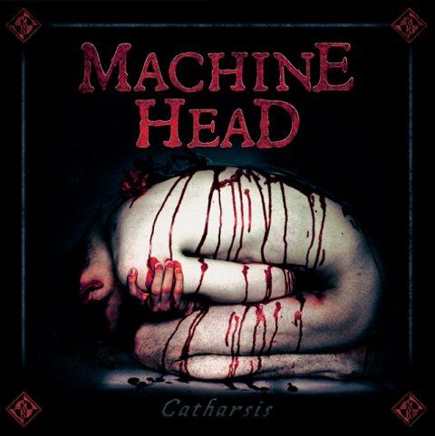 Machine Head - Catharsis - Album Cover