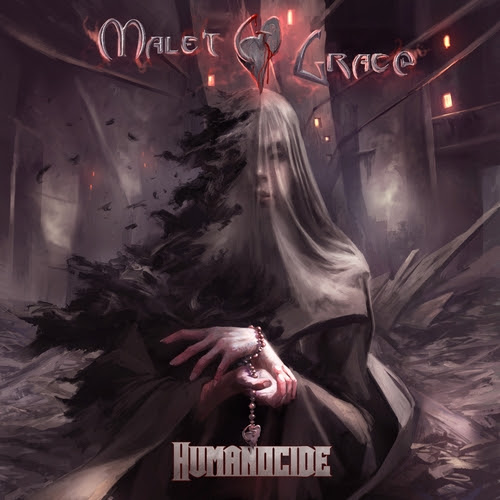 Malet Grace - Humanocide - EP Cover