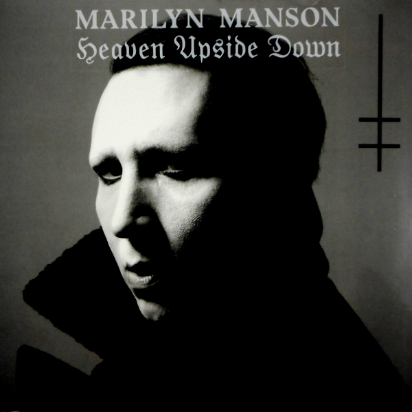 Marilyn Manson - Heaven Upside Down - Album Cover