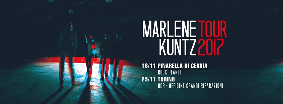 Marlene Kuntz - Tour 2017 - Promo