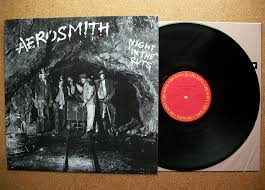"""1 Novembre 1979 - esce """"Night in the Ruts"""" degli Aerosmith"""