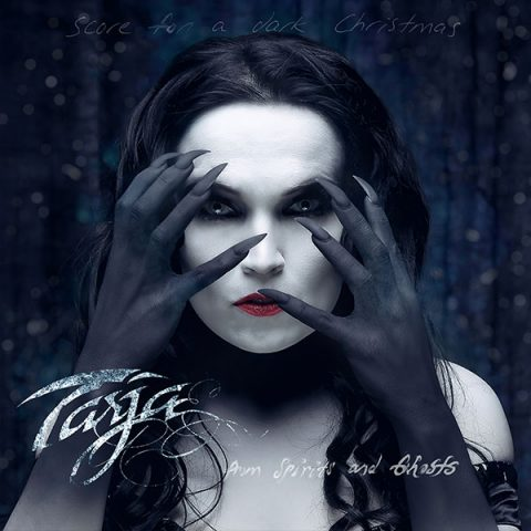 Tarja Turunen - From Spirits And Ghosts Score For A Dark Christmas - Album Cover