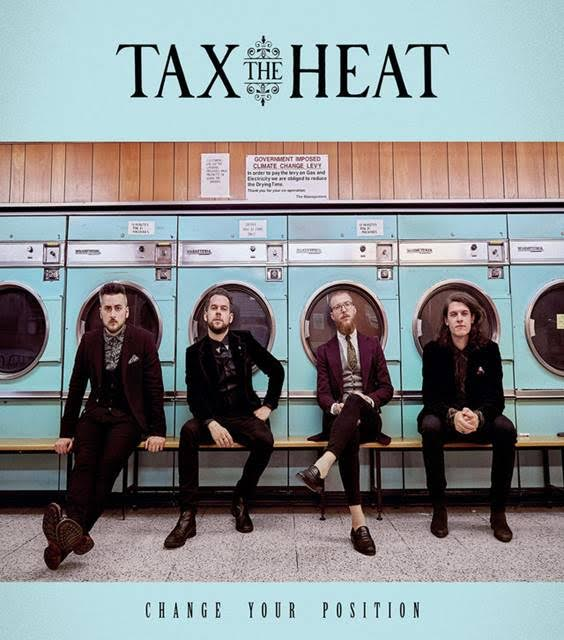 Tax The Heat - Change Your Position - Album Cover