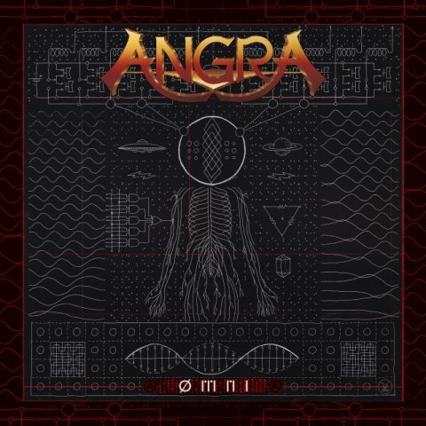 Angra - Ømni - Album Cover