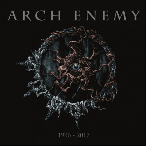 Arch Enemy - 1996 - 2017 - Boxset Cover