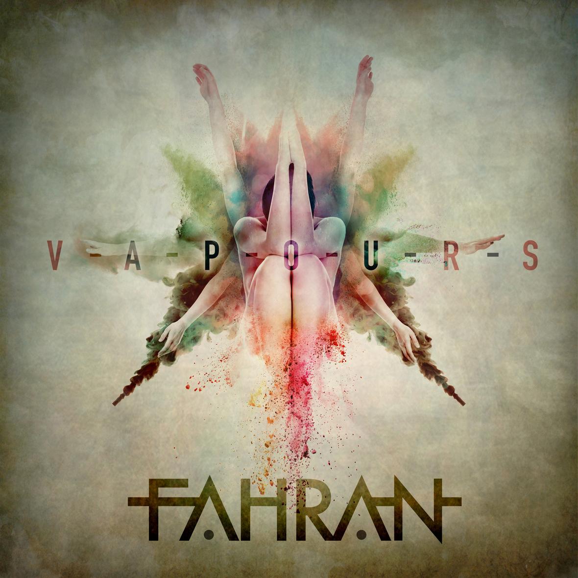 Fahran - Vapours - Album Cover
