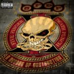 Five Finger Death Punch - A Decade Of Destruction - Album Cover