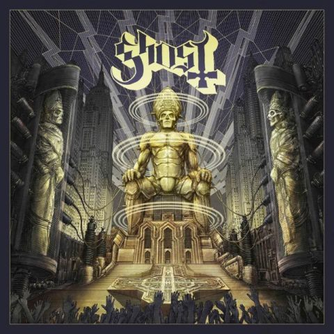 Ghost - Ceremony And Devotion - Album Cover