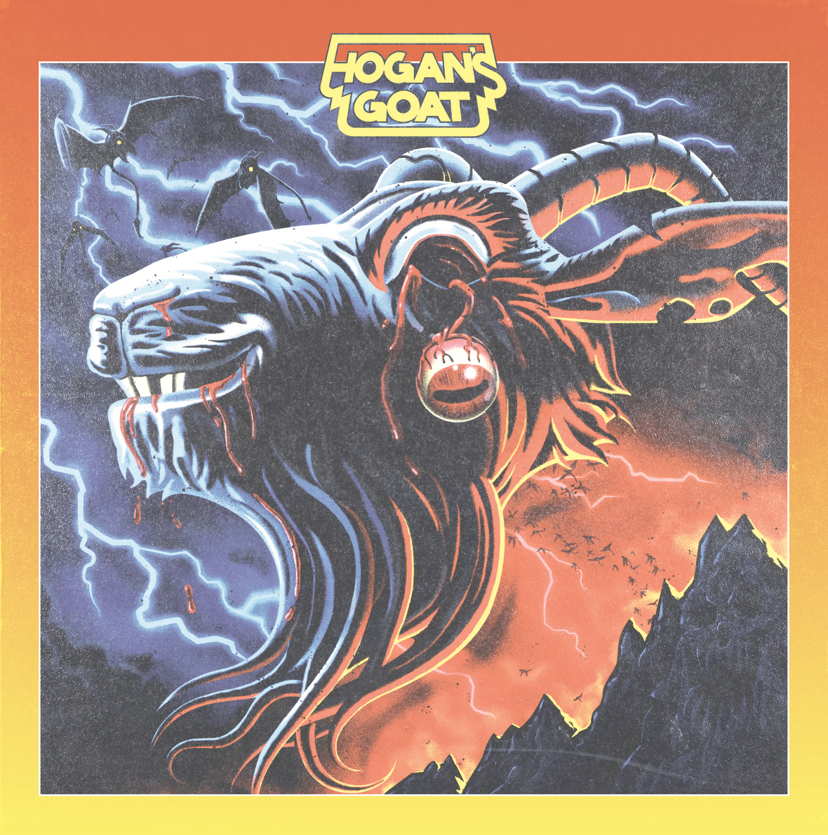 Hogan's Goat - Hogan's Goat - Album Cover