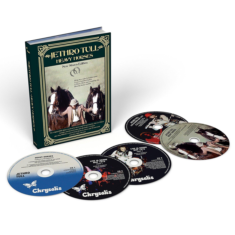 Jethro Tull - Heavy Horses BOX - full