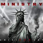 Ministry - Amerikkkant - Album Cover