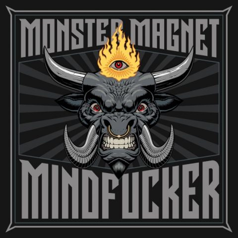 Monster Magnet - Mindfucker - Album Cover