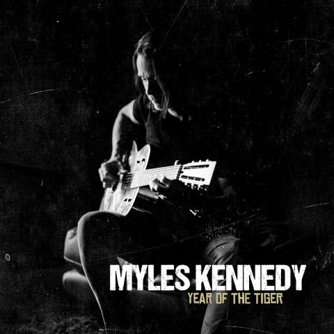 Myles Kennedy - Year Of The Tiger - Album Cover