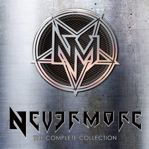 Nevermore - The Complete Collection - Album Cover