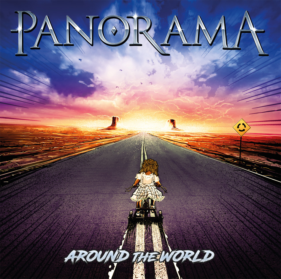 Panorama - Around The World - Album Cover