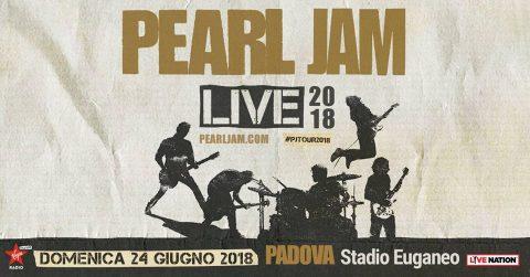 Pearl Jam - #PJTOUR2018 - Promo