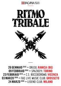 Ritmo Tribale - Tour 2018