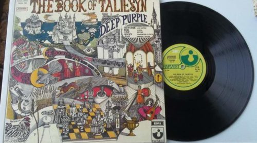 "11 dicembre 1968 - esce ""The Book of Taliesyn"""