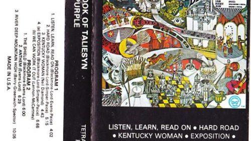 "11 dicembre 1968 - esce""The Book of Taliesyn"""