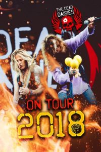 The Dead Daisies + The New Roses @ Milano @ Live Music Club