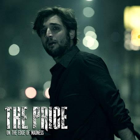 The Price - On The Edge Of Madness - Album Cover