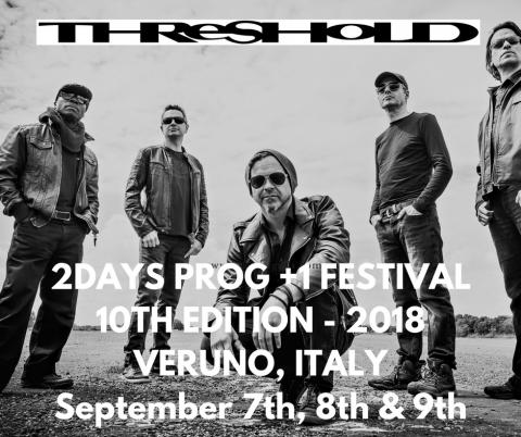 Threshold - Veruno Prog Festival 2018 - Promo