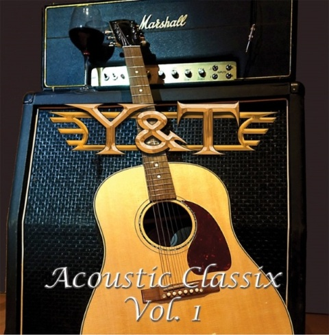 Y&T - Acoustic Classix Voll 1 - EP Cover