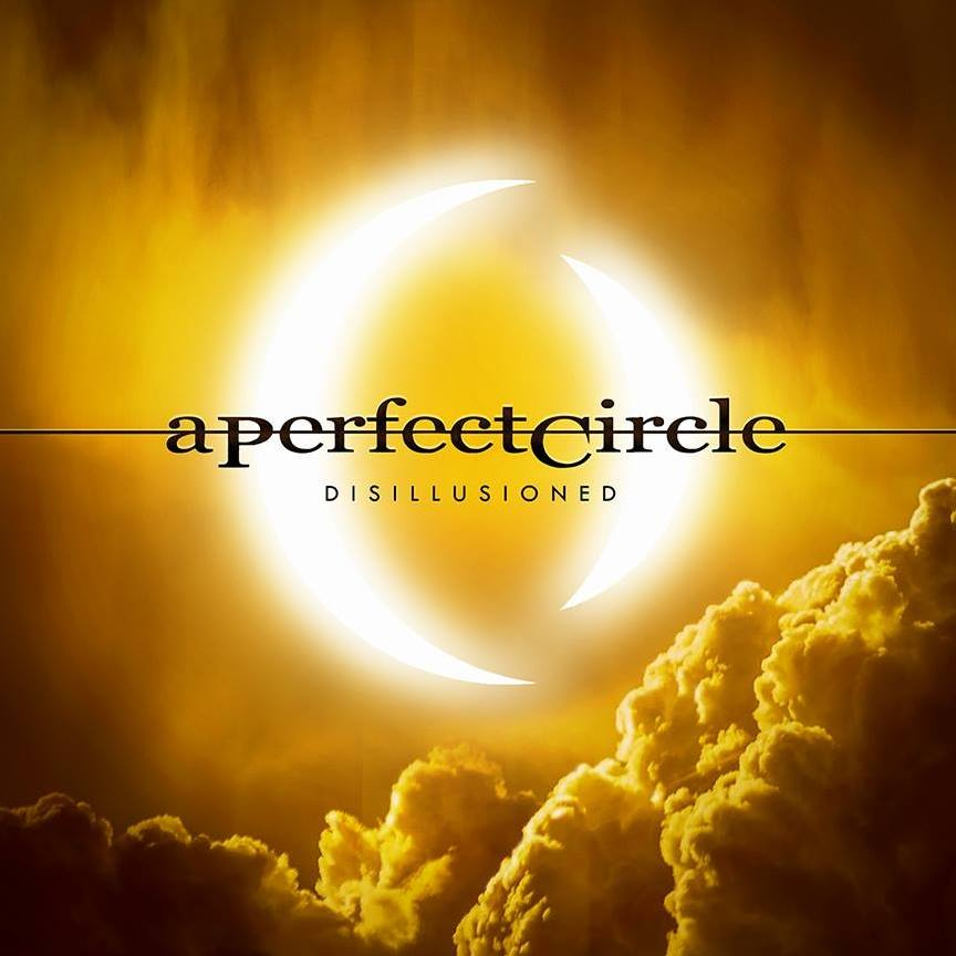 A Perfect Circle - Disillusioned - Single - Cover