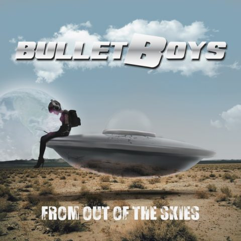 Bulletboys - From Out Of The Skies - Album Cover