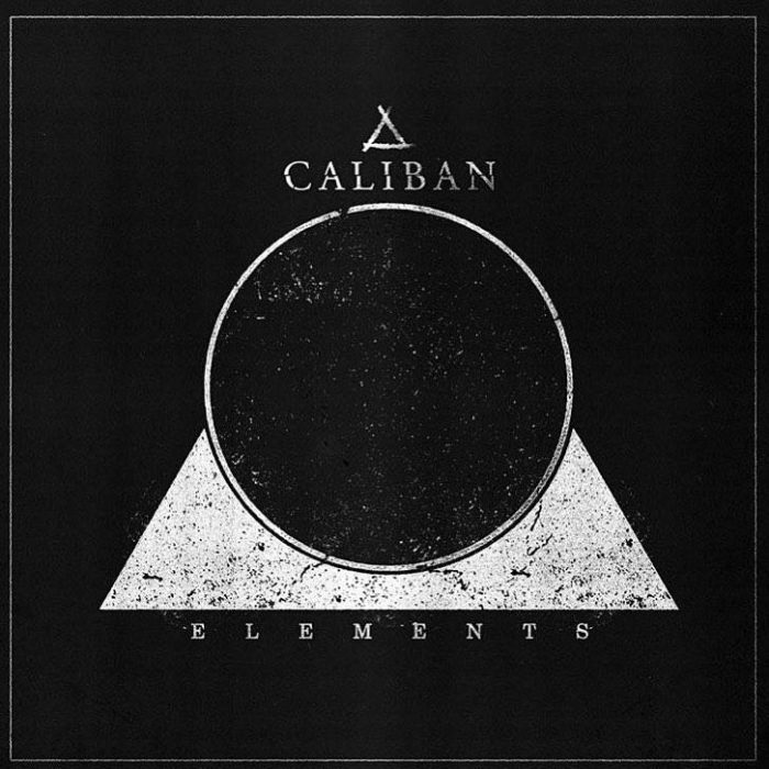 Caliban - Elements - Album Cover